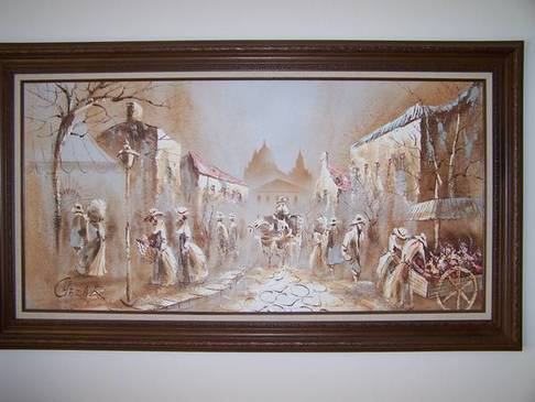 Antique painting (41