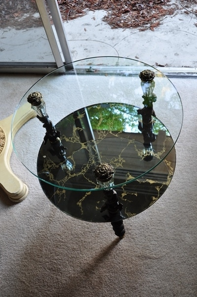 Hollywood Regency Verre 233 Glomis 233 Coffee And End Table Set By Goran Of Belgium Assamika Arts