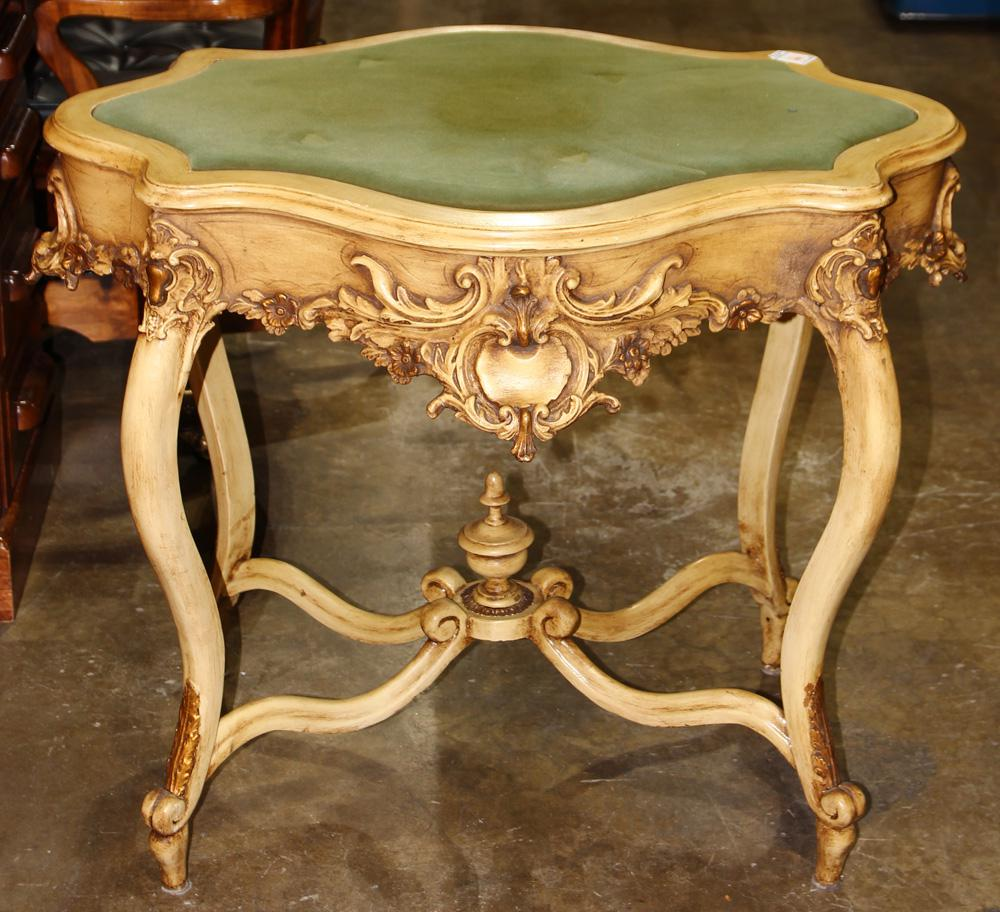 Louis XV style occasional table